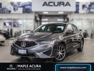 Used 2020 Acura ILX PREMIUM for sale in Maple, ON