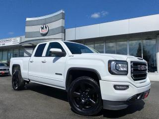 Used 2018 GMC Sierra 1500 Elevation 5.3L V8 4WD REAR CAMERA 78KM for sale in Langley, BC