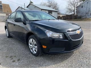 Used 2012 Chevrolet Cruze LS+ w/1SB for sale in Caledonia, ON