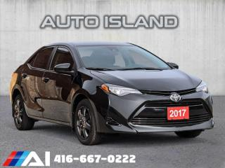 Used 2017 Toyota Corolla 4DR SDN for sale in North York, ON