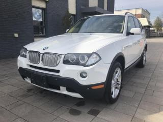 Used 2007 BMW X3 AWD 3.0si for sale in Nobleton, ON