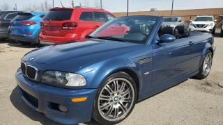 Used 2004 BMW 3 Series 2dr Cabriolet M3 for sale in Calgary, AB