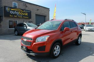 Used 2015 Chevrolet Trax AWD/LT/1.4L/TURBO/6-SPEED/CLOTHE INTERIOR/FUEL ECONEMY for sale in Newmarket, ON