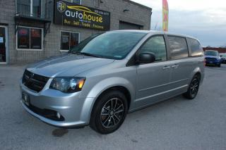 Used 2015 Dodge Grand Caravan FWD/STOW'N'GO/7-PASSENGER/REMOTE START/TRACTION CONTROL for sale in Newmarket, ON