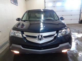 Used 2009 Acura MDX AWD 4dr for sale in Edmonton, AB