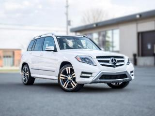 Used 2014 Mercedes-Benz GLK-Class GLK250 BLUETEC |AMG |NAV |PANOROOF |360 CAM |LOADED for sale in North York, ON