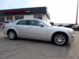 Used 2010 Chrysler 300 Limited Navigation Sunroof One Owner Certified for sale in Milton, ON