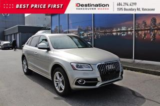 Used 2014 Audi Q5 2.0L Technik - Fully loaded S-line! for sale in Vancouver, BC