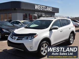Used 2013 Toyota RAV4 XLE AWD for sale in Pembroke, ON