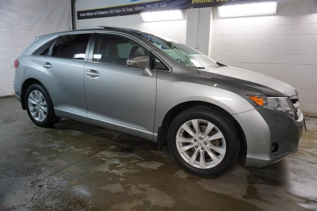 2016 Toyota Venza XLE AWD NAVI CAMERA CERTIFIED 2YR WARRANTY *1 OWNER* PANO ROOF HEATED LEATHER