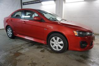 Used 2016 Mitsubishi Lancer ES SPORT CERTIFIED 2YR WARRANTY HEATED SEAT BLUETOOTH CRUISE POWER OPTIONS for sale in Milton, ON