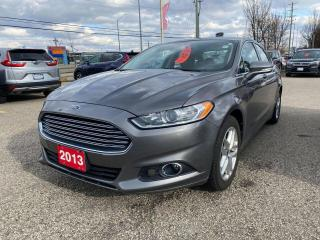 Used 2013 Ford Fusion SE for sale in Waterloo, ON