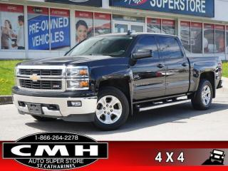 Used 2015 Chevrolet Silverado 1500 LT  Z71 CAM P/SEAT TOW 18-AL for sale in St. Catharines, ON
