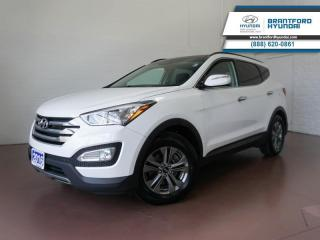 Used 2016 Hyundai Santa Fe Sport 1 OWNER | POWER LIFTGATE | BACK UP CAM | SUNROOF  - $127 B/W for sale in Brantford, ON