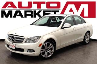 Used 2008 Mercedes-Benz C-Class C300 4MATIC Certified!LeatherHeatedSeats!WeApproveAllCredit! for sale in Guelph, ON