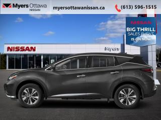 New 2021 Nissan Murano AWD SV  - Sunroof -  Heated Seats for sale in Ottawa, ON