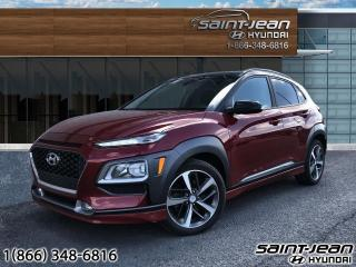 Used 2020 Hyundai KONA Trend 1.6T AWD + TWO-TONE for sale in Saint-Jean-sur-Richelieu, QC