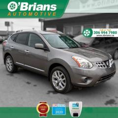 Used 2013 Nissan Rogue SV for sale in Saskatoon, SK