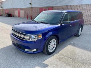 Used 2014 Ford Flex SEL | 7 PASS | BLIND SPOT ASSIST | BACKUP CAM | for sale in Barrie, ON