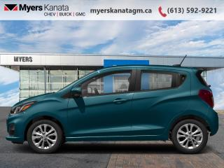New 2021 Chevrolet Spark LT  -  Apple CarPlay for sale in Kanata, ON