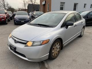 Used 2007 Honda Civic DX Sedan AT for sale in Oakville, ON