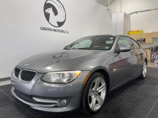 Used 2011 BMW 3 Series 328i xDrive Coupe RARE / MANUAL COUPE / SPORT PACK / NAV for sale in Halifax, NS