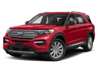 New 2021 Ford Explorer XLT for sale in Shellbrook, SK