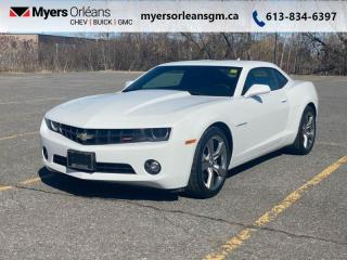 Used 2012 Chevrolet Camaro 1LT  Includes winter tires!!  Low Mileage for sale in Orleans, ON