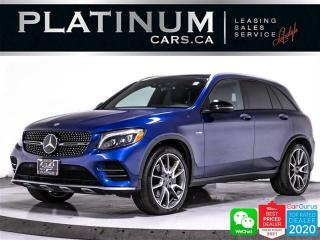 Used 2017 Mercedes-Benz GL-Class AMG GLC43, DISTRONIC PLUS, PANO, CAM, NAV, HEATED for sale in Toronto, ON