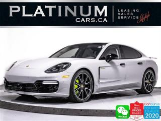Used 2018 Porsche Panamera Turbo S E-Hybrid, 680HP, PREM PLUS, ASSISTANCE PKG for sale in Toronto, ON