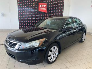 Used 2010 Honda Accord EX-L Achat comptant for sale in Terrebonne, QC