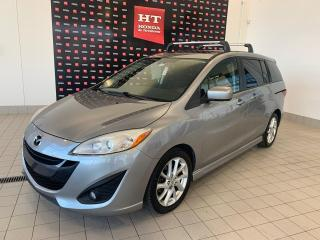 Used 2012 Mazda MAZDA5 GT Financement disponible for sale in Terrebonne, QC