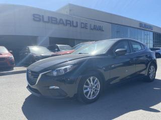 Used 2016 Mazda MAZDA3 Sport GS *Écran tactile, bouton démarrag for sale in Laval, QC
