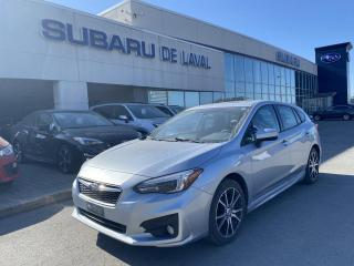 Used 2017 Subaru Impreza Sport Hatch *Toit ouv, Écran tactile* for sale in Laval, QC
