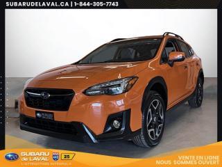 Used 2018 Subaru XV Crosstrek Limited *Nav, Écran tactile* for sale in Laval, QC