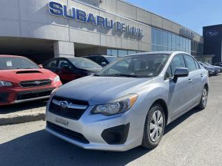 Used 2012 Subaru Impreza 2.0i *Bluetooth, air clim* for sale in Laval, QC