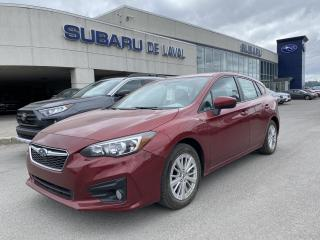 Used 2018 Subaru Impreza 2.0 Touring Hatch *Écran tactile, Blueto for sale in Laval, QC