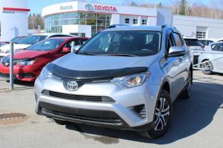 Used 2016 Toyota RAV4 4 portes LE traction avant for sale in Shawinigan, QC