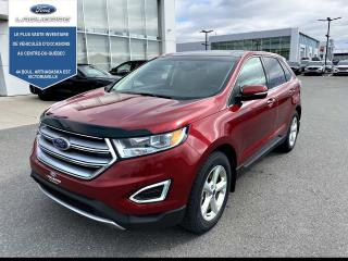 Used 2016 Ford Edge 4 portes SEL, Traction intégrale for sale in Victoriaville, QC