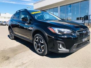Used 2018 Subaru XV Crosstrek Limited CVT w-EyeSight,cuir toit,gps for sale in Lévis, QC