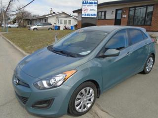 Used 2014 Hyundai Elantra GT for sale in Ancienne Lorette, QC