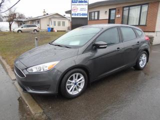 Used 2017 Ford Focus SE for sale in Ancienne Lorette, QC