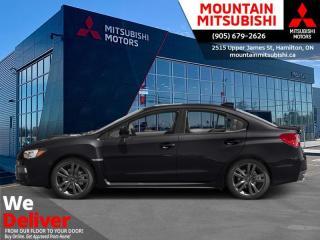 Used 2017 Subaru WRX Sport CVT  - Sunroof -  Bluetooth - $199 B/W for sale in Mount Hope (Hamilton), ON