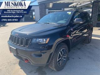 New 2021 Jeep Grand Cherokee Trailhawk for sale in Bracebridge, ON
