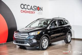 Used 2018 Ford Escape SE AWD+CAMERA DE RECUL+BLUETHOOTH for sale in Laval, QC