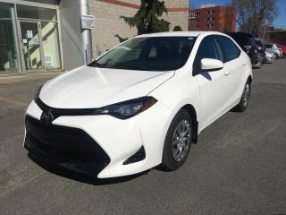 Used 2017 Toyota Corolla LE for sale in Longueuil, QC