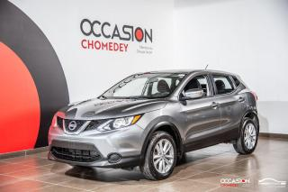 Used 2017 Nissan Qashqai SIEGES CHAUFFANTS+CAMERA DE RECUL+BLUETOOTH for sale in Laval, QC