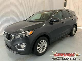 Used 2016 Kia Sorento LX V6 3.3L AWD 7 Passagers Caméra Mags *Traction intégrale* for sale in Trois-Rivières, QC