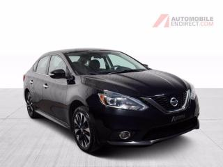 Used 2016 Nissan Sentra SR A/C Mags Toit Sièges Chauffants Caméra for sale in St-Hubert, QC