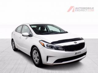 Used 2017 Kia Forte LX Auto A/C Bluetooth for sale in St-Hubert, QC